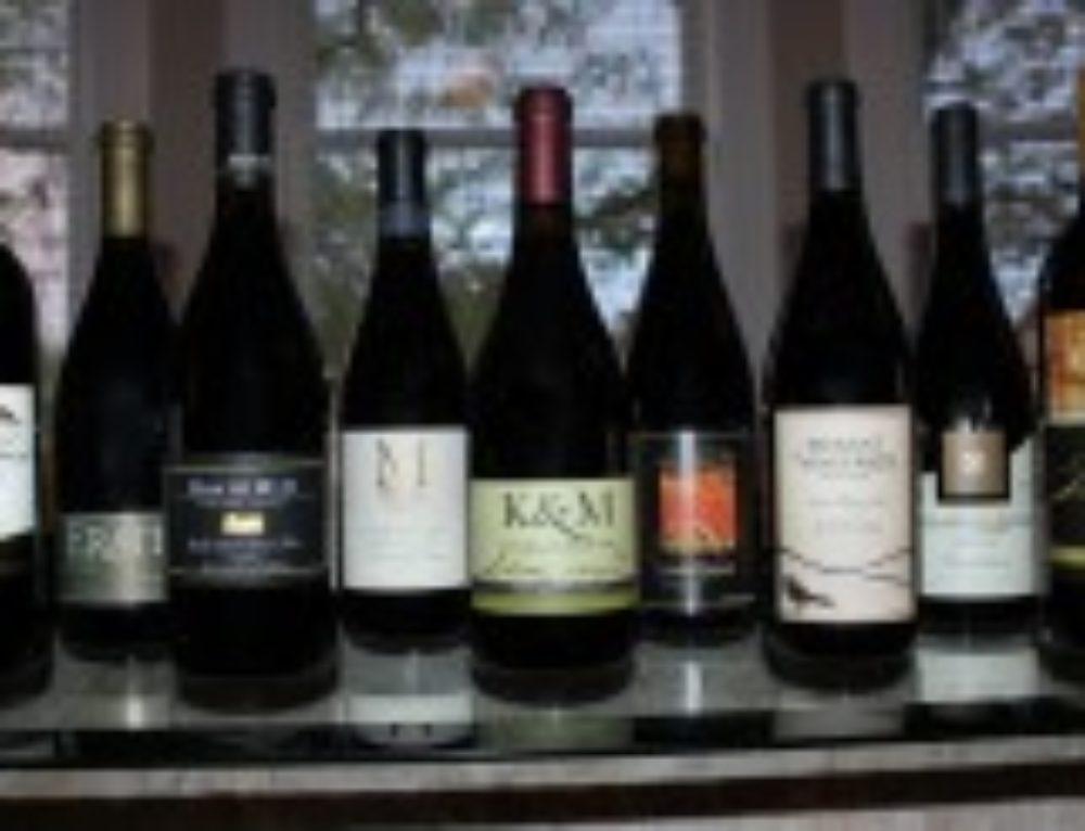 San Francisco to Oregon Wine Tasting