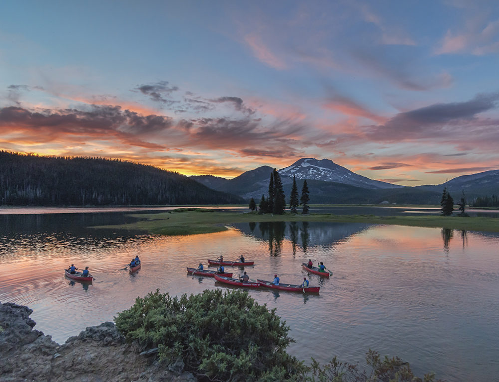 Discover Oregon Nature Beauty (6nights/7days)