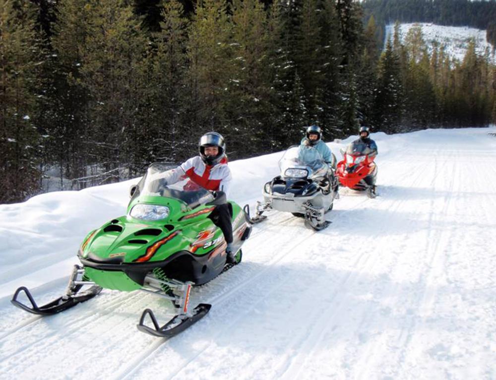 Mt.Hood Ski Tour