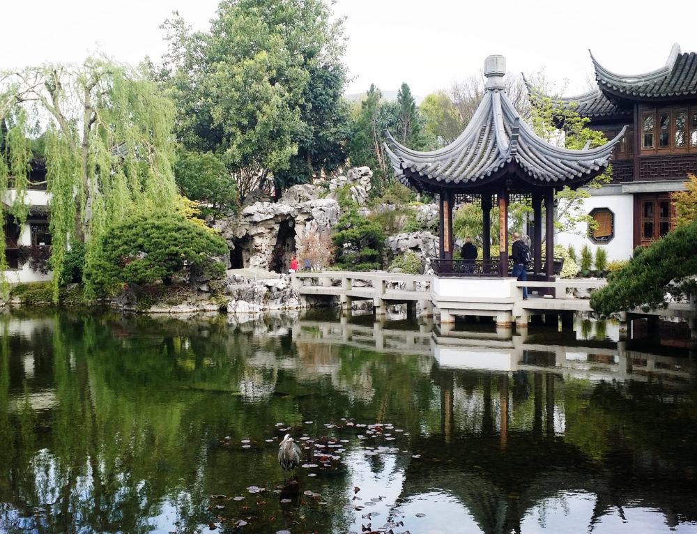 Portland Gardens Tour