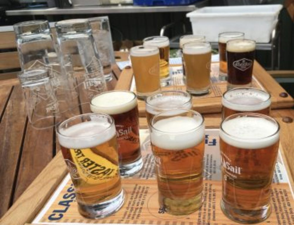 Oregon Coastal Brewery Tour