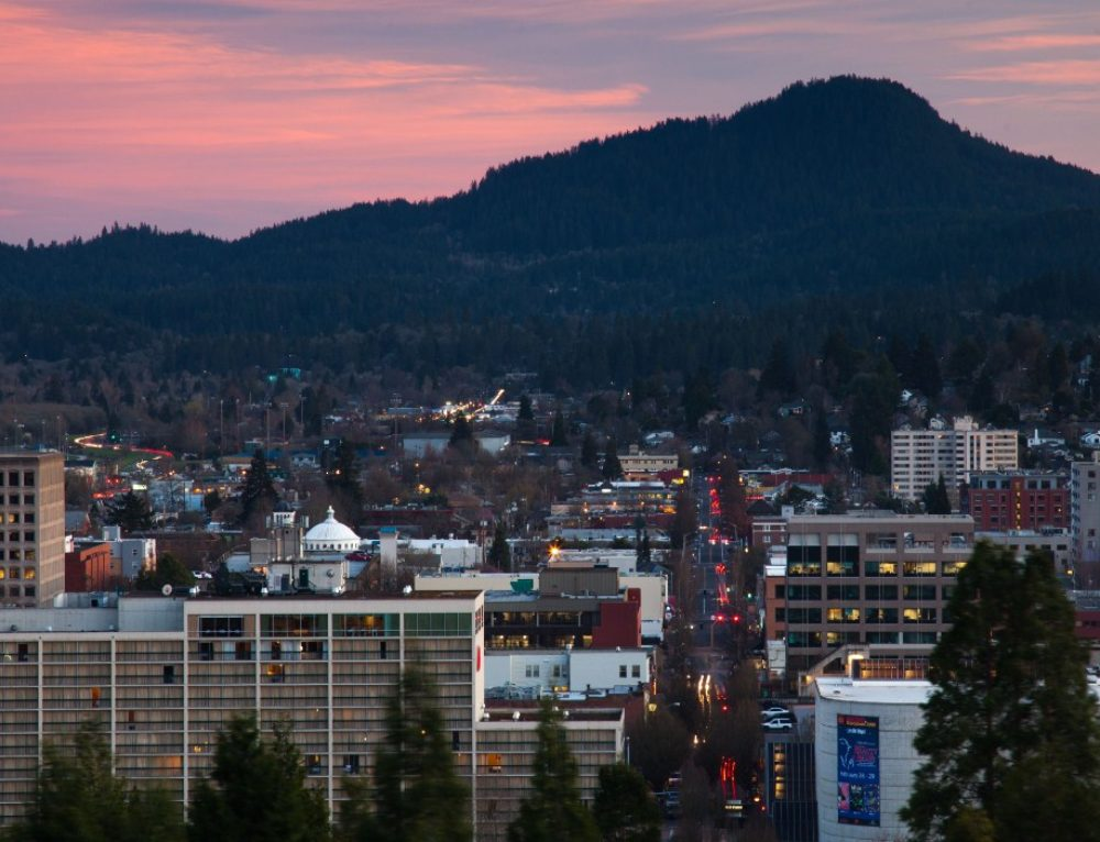 Eugene City Tour